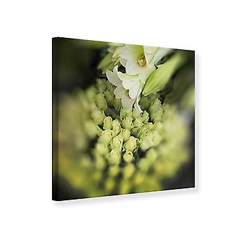 Canvas Print The Lilies And Friends