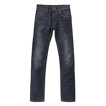 Nudie Jeans Co Grim Tim Slim Fit Jeans (Dark Dreams)