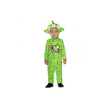 Baby costumes Children alien costume for babies