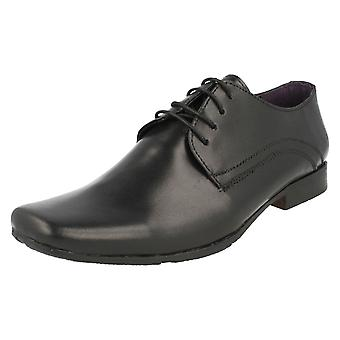 Mens PSL Smart Formal Lace Up Shoes 209682B