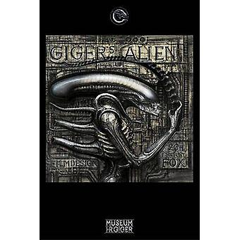 Alien Poster Print by HR Giger (24 x 36)
