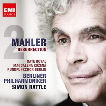 Mahler: Symphony No. 2 in C minor 'Resurrection'