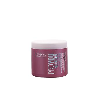 Revlon Proyou Nutritive Treatment 500ml Unisex New Sealed Boxed