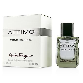 Salvatore Ferragamo Attimo Eau De Toilette Spray 40ml/1.3oz