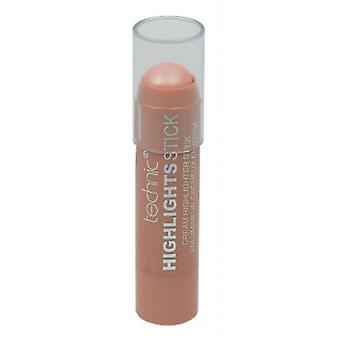 Technic Cream Highlights Stick Blush