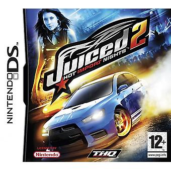 Juiced 2 Hot Import Nights (Nintendo DS)