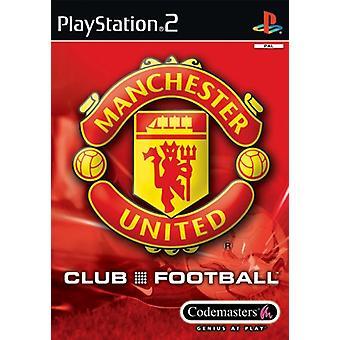 Club-Fußball-Manchester United