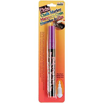 Bistro Chalk Marker Fine Point-Fluorescent Violet