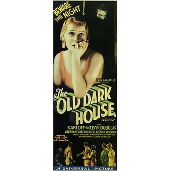 The Old Dark House Movie Poster (11 x 17)