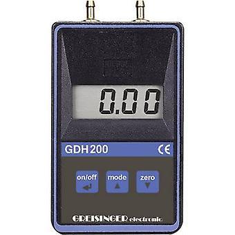 Greisinger GDH 200-07 Digital Fine Manometer