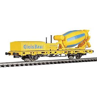 Viessmann 2625 Viessmann 2625 H0 DB Cement Mixer Flatcar