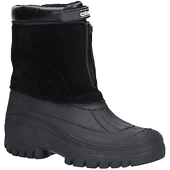 Cotswold Mens Venture Waterproof Fleece Lined Winter Boots