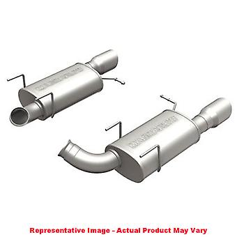 MagnaFlow Exhaust - Stainless Series 15151 Satin Fits:FORD 2013 - 2013 MUSTANG