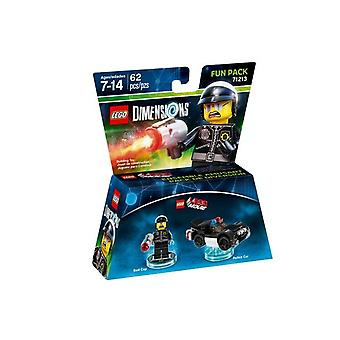 LEGO 71213 Rot Agent Theme Package
