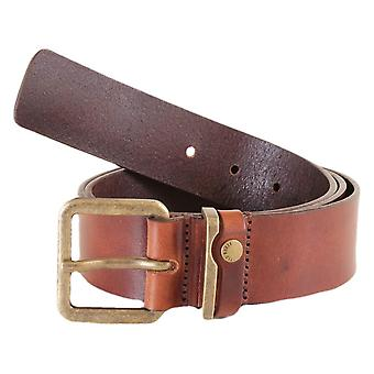 Ted Baker Katchup Casual Leather Belt - Tan