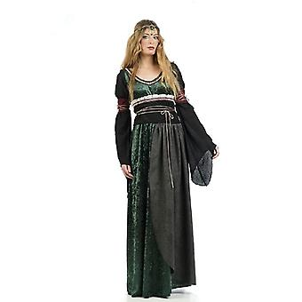 Medieval Warrior fighter Amazon Lady-in-waiting Hofherrin damsels Lady costume