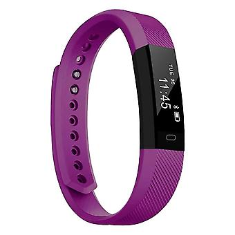 Fitnessarmband for Android and iOS-Purple