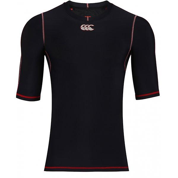 Canterbury 2014 Mercury TCR Stability Compression Top (Black)