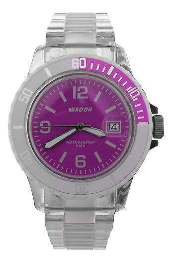 Waooh - Watch VENICE 38 St.Tropez White Color