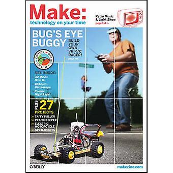 GØRE - teknologi på din tid - v. 14 af Mark Frauenfelder - 978059651