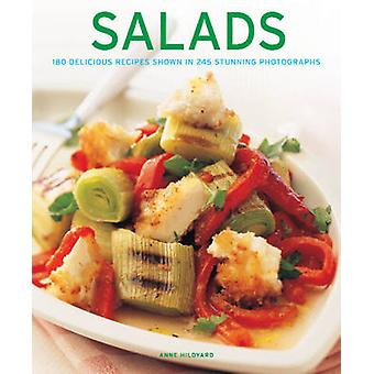 Salads - 180 Delicious Recipes Shown in 245 Stunning Photographs by An
