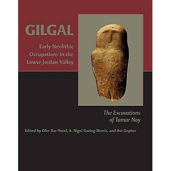 Gilgal - vroege neolithicum beroepen in de Jordaanvallei lager - de