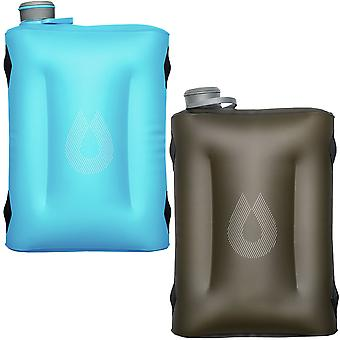 HydraPak Seeker 4L Ultra-Light Collapsible Water Container