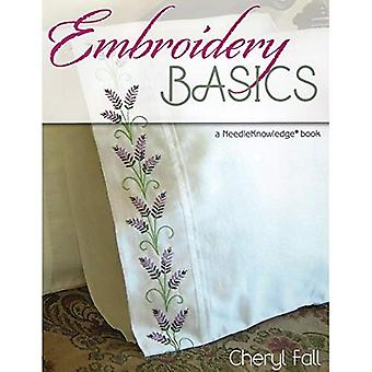 Embroidery Basics: A Needle Knowledge Book