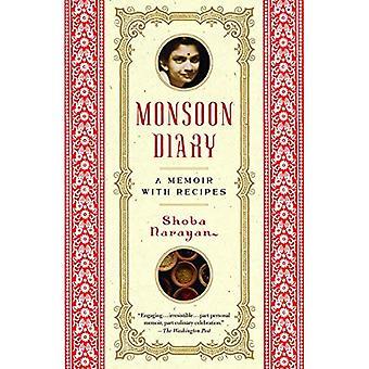 Monsoon Diary: A Memoir with Recipes