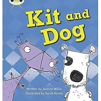Phonics Bug: Kit and Dog Phase 2