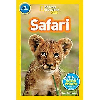 Safari (National Geographic Readers Series)