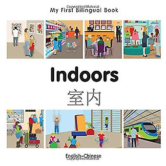 My First Bilingual Book - Indoors - Chinese-English