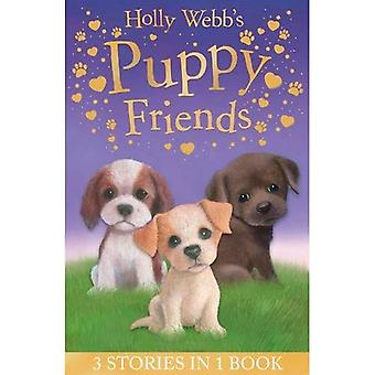 Holly Webb's Puppy Friends: Timmy in Trouble, Buttons the Runaway Puppy, Harry the Homeless Puppy (Holly Webb...