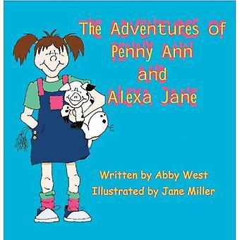 Äventyr av Penny Ann och Alexa Jane