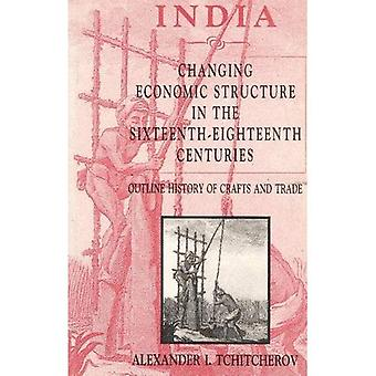 India, Changing Economic Structure in the Sixteenth to Eighteenth Centuries: Outline History...