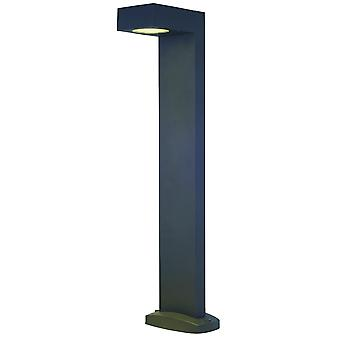 Finmotion staande lamp 75cm downlight GX53-fitting - antraciet