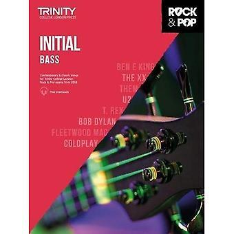 Trinity Rock & Pop 2018 Bass�Initial (Trinity Rock & Pop�2018)