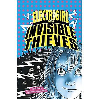 Electrigirl y los ladrones invisibles (Electrigirl)