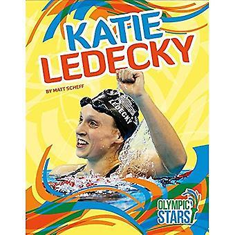 Katie Ledecky (étoiles olympiques)