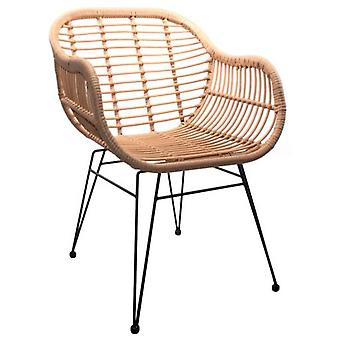 Wellindal Brandy Natural Rattan Chair Synthetic (Furniture , Chairs , Chairs)