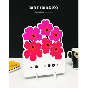 Marimekko evigvarende kalender av Dorothy Abbe