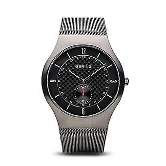 Bering analogique quartz homme acier inoxydable bracelet 11940-377