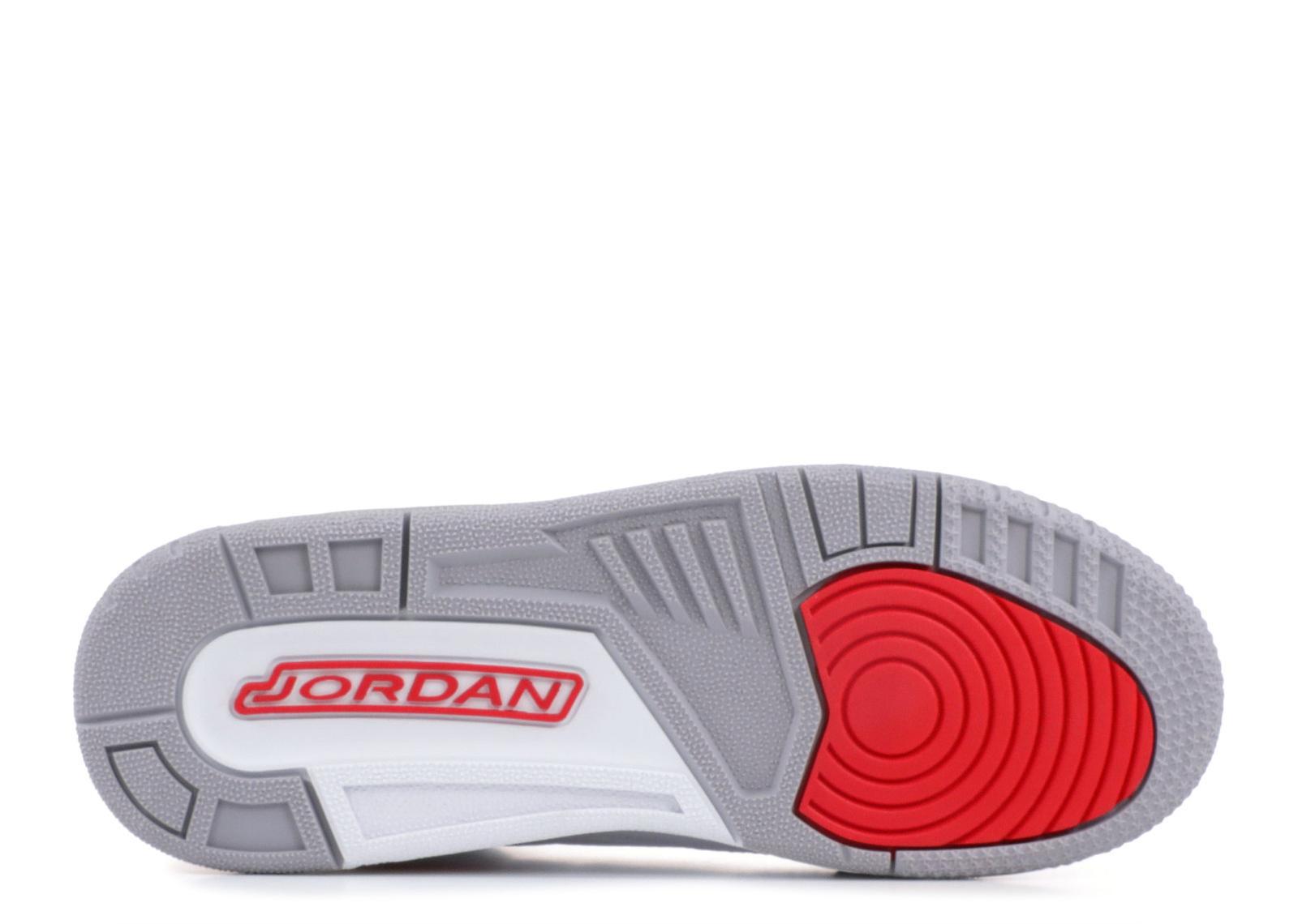 5f821be35ea Air Jordan 3 Retro Bg 'Katrina' - 398614-116 - Shoes | Fruugo