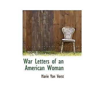 خطابات الحرب امرأة أميركية من فورست آند فإن ماري