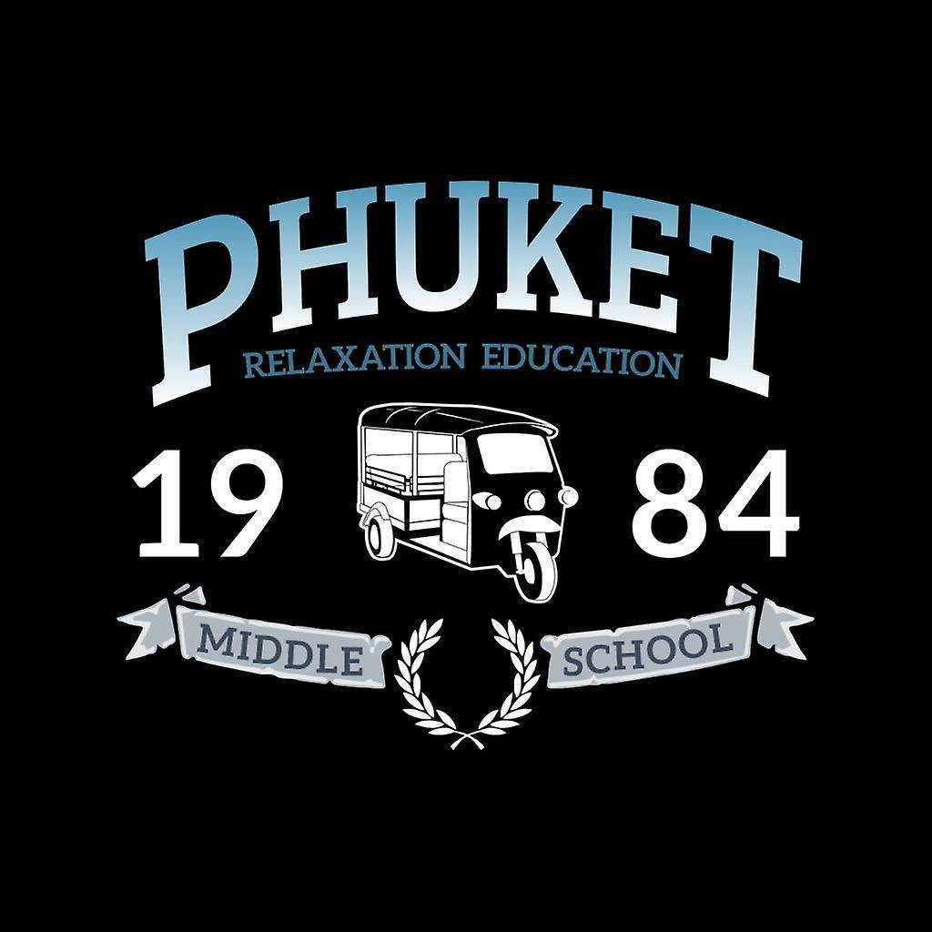Phuket 1984 middenschool Kid's Hooded Sweatshirt
