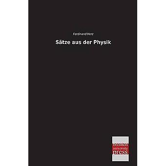 Satze Aus Der Physik by Herz & Ferdinand