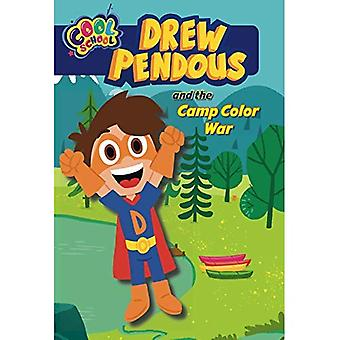 Drew et la guerre Camp couleur (Drew Pendous)