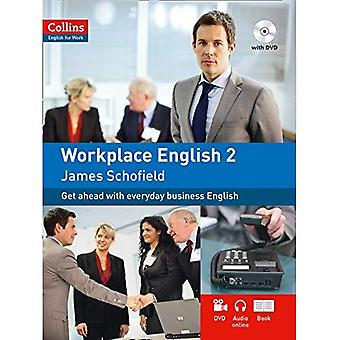 2 inglese sul posto di lavoro di Collins (include CD audio e DVD) (Collins inglese per il lavoro)