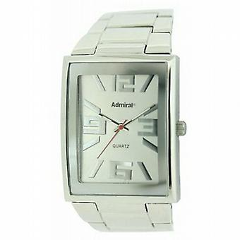 Admiral Silver Tone Bracelet Strap Gents Dress Watch ADM03/A