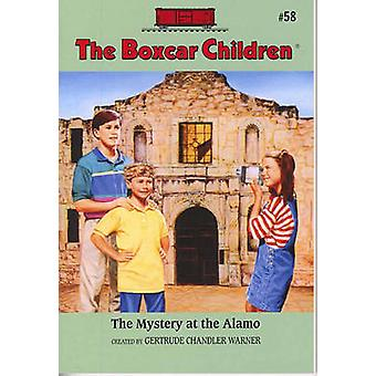 The Mystery at the Alamo by Gertrude Chandler Warner - 9780807554371